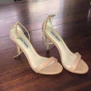 Steve Madden Stecy nude - only worn once